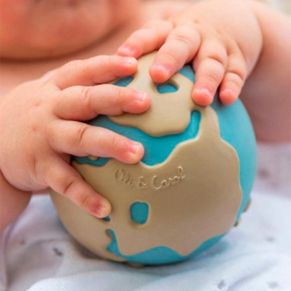 Regalo para bebé - Earthy the World Ball